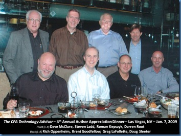 CPA Technology Advisor - 4th Annual Dinner