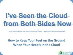 I've Seen Clouds from Both Sides Now - Sleeter, 2009 - FINAL